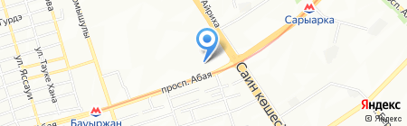 Beerloga на карте Алматы