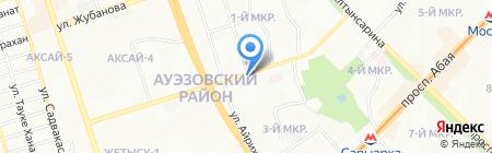 Ем болсын на карте Алматы