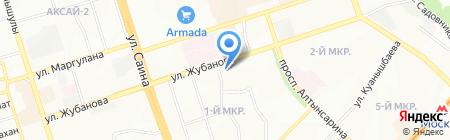 Cat на карте Алматы