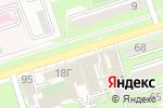 Схема проезда до компании Стиль в Алматы