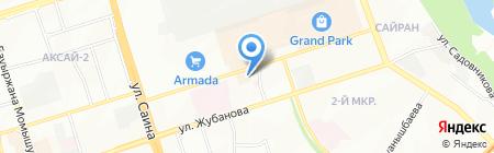 Irada на карте Алматы