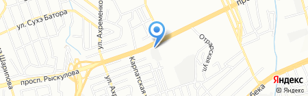 Anel Auto на карте Алматы
