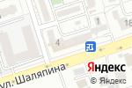 Схема проезда до компании Японика в Алматы