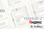 Схема проезда до компании А-Эсперанто в Алматы
