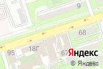 Схема проезда до компании PIZZA LAND FAST FOOD в Алматы