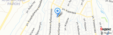 Mebelio на карте Алматы