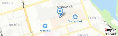 Selena CA на карте Алматы