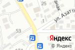 Схема проезда до компании Алтынка в Алматы