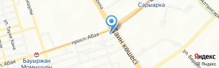 BigMag.kz на карте Алматы