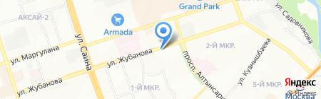 Виктория салон красоты на карте Алматы