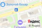 Схема проезда до компании MGM-STAN в Алматы