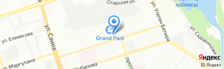 Innova Investments на карте Алматы