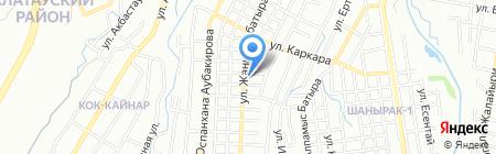 Гарант kz Ломбард на карте Алматы