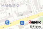 Схема проезда до компании Тау Сункар в Алматы