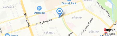 ЗООГЛАМУР на карте Алматы