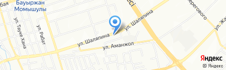 New Service на карте Алматы