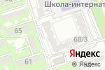 Схема проезда до компании Выгода плюс в Алматы