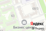 Схема проезда до компании Балдаурен в Алматы