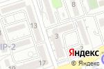 Схема проезда до компании Чудо-чадо в Алматы