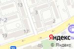 Схема проезда до компании Биосфера в Алматы
