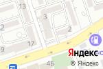 Схема проезда до компании Den Tal-A в Алматы