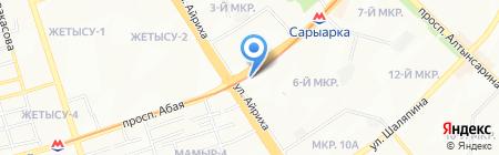 Aitishnik.kz на карте Алматы