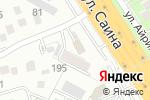Схема проезда до компании Прогресс Лтд 2004 в Алматы