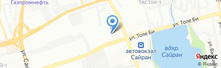 Sklad.com на карте Алматы