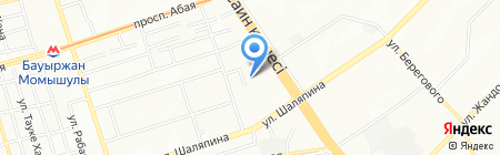KazEcoConsulting на карте Алматы