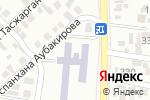 Схема проезда до компании Ясли-сад №164 в Алматы