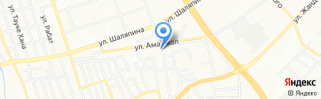 СтройКомплект ТОО на карте Алматы