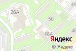 Схема проезда до компании KGL в Алматы