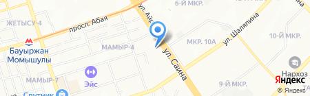 Champion на карте Алматы