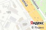 Схема проезда до компании Veranda У Дачи в Алматы