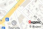 Схема проезда до компании Happy dance в Алматы