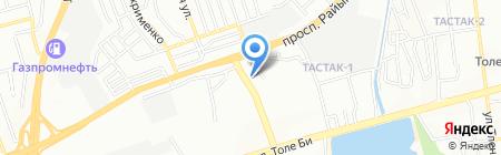 Самрук-Энергостройсервис на карте Алматы