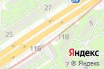 Схема проезда до компании Ботагоз в Алматы