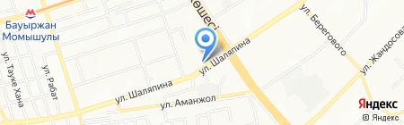 KazKey Consult Engineering на карте Алматы