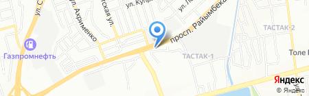 DiamondPet на карте Алматы