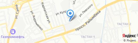 InformConsulting на карте Алматы