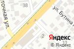 Схема проезда до компании Строитель в Алматы