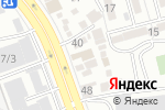 Схема проезда до компании РОСС-ОЙЛ в Алматы