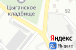 Схема проезда до компании Махамбет, продуктовый магазин в Алматы