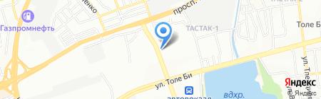 Автоэлектрик Алматы на карте Алматы