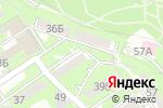 Схема проезда до компании Аймырза в Алматы