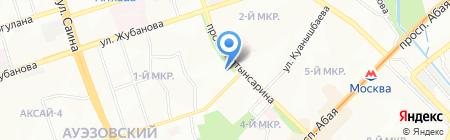 Аптека на карте Алматы