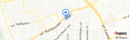 Жемчужинка на карте Алматы