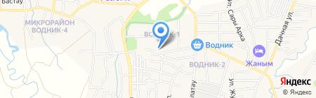 Шынар продовольственный магазин на карте Боралдая