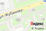 Схема проезда до компании Пивная лавка в Алматы