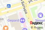 Схема проезда до компании ХАК в Алматы